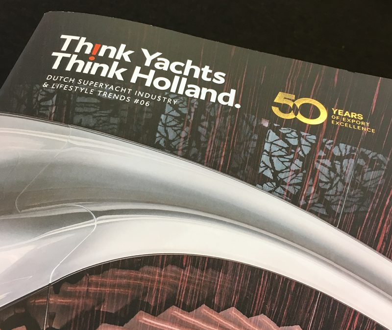 New edition Think Yachts Think Holland